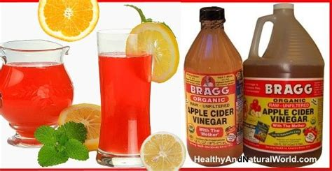 Braggs Apple Cider Vinegar Detox Liver by Delicious Acv Drinks To Restore Your Ph Balance