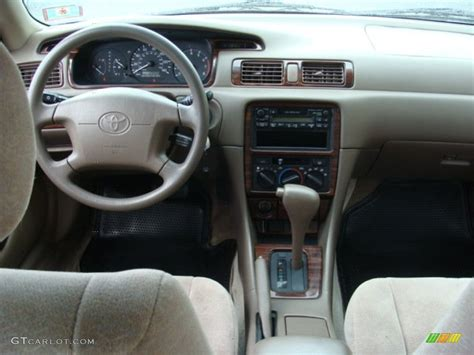 Toyota Camry 1998 Interior by 1998 Toyota Camry Le Oak Dashboard Photo 50526478