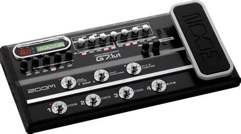 Multi Effect Gitar zoom g7 1ut guitar multi effects pedal gitar proses 246 r