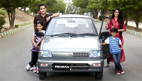 Suzuki Mehran Official Website Mehran