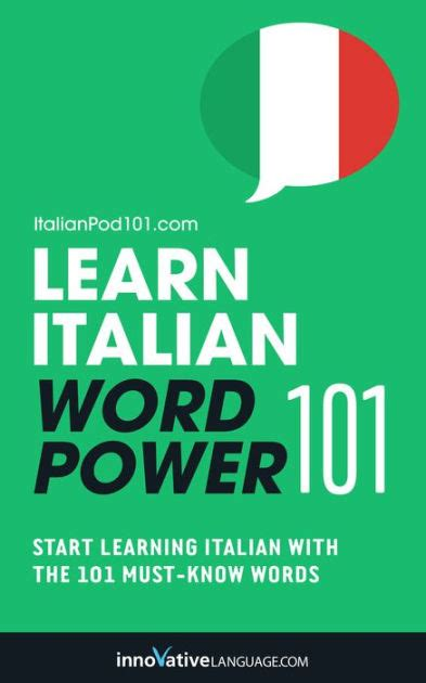 a pattern language barnes and noble learn italian word power 101 by innovative language
