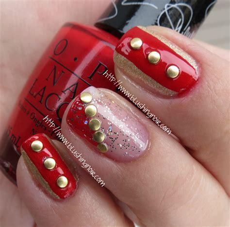 imagenes de uñas rojas y negras decoraciones de u 241 as con rojas esmalte rojo youtube