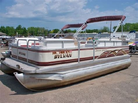 1997 sylvan boats for sale 1997 sylvan special edt boats yachts for sale