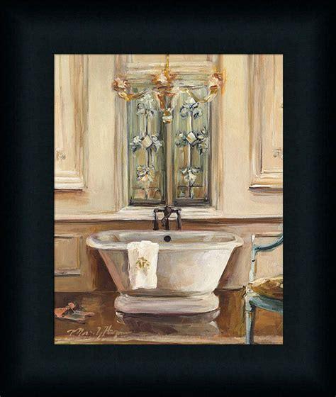 framed bathroom art classical bath iii traditional bathroom spa framed art