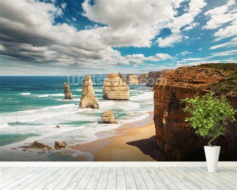 wall murals australia great road australia wallpaper wall mural wallsauce usa
