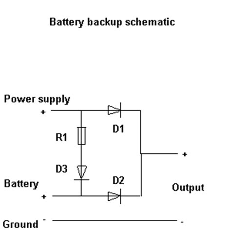 how to reset laptop battery circuit battery supply with relay