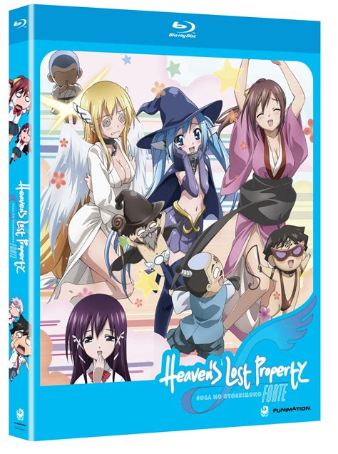 anime related to heaven s lost property sora no otoshimono forte heaven s lost property forte