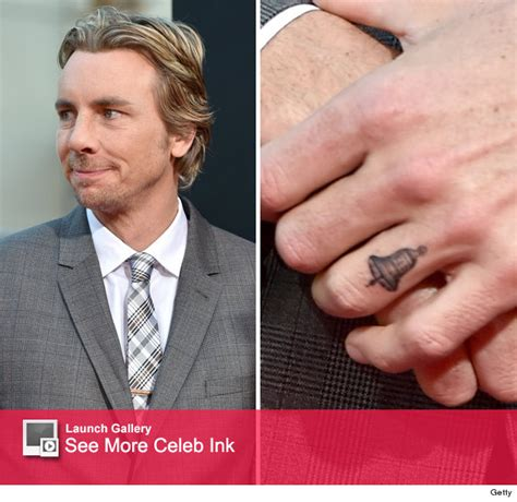 dax shepard tattoos dax shepard debuts tribute to kristen bell at quot this