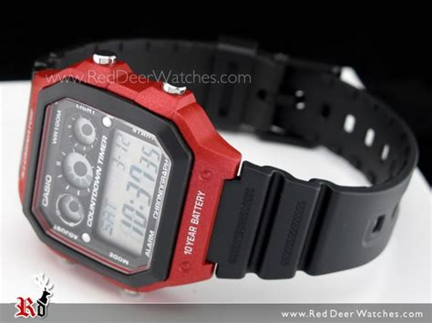 Jam Tangan Casio Ae 1300wh 4avdf buy casio 10yrs battery alarm interval timer ae 1300wh 1a4v ae1300wh buy watches