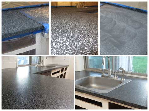 Rustoleum Countertop Transformation Before And After by Our Rustoleum Countertop Transformation Experience