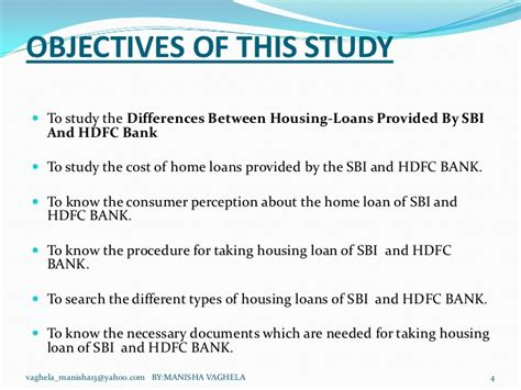 brief introduction sbi bank differences between housing loans provided by sbi and hdfc bank