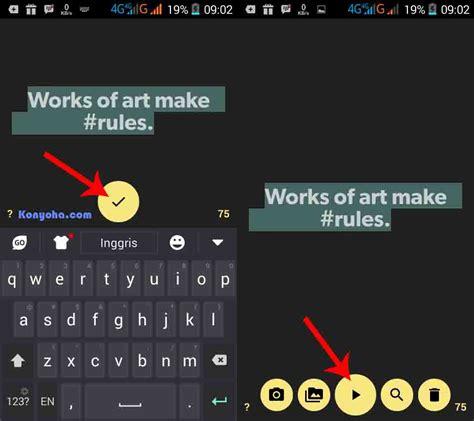 aplikasi android untuk membuat intro video cara membuat video intro opening keren di android dengan