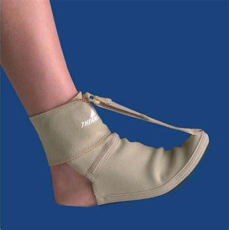 Xl Hj01 ortopedik afo bilek ayak ortezi i 231 in metal ayak bileği ateli ayak bırak atel gece atel plantar