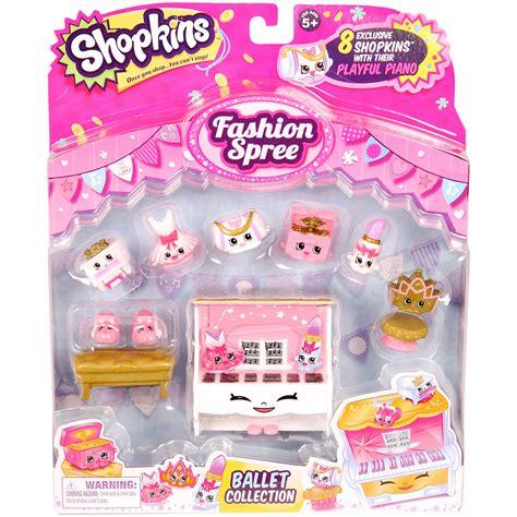 Firgure Shopkins Season 6 Seri A shopkins season figure pack