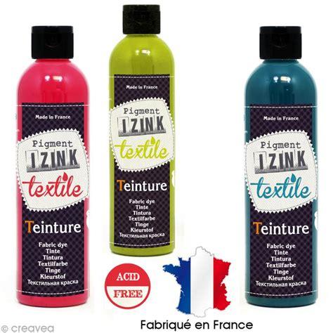 meilleure teinture pour patio teinture textile 224 froid izink 180 ml 12 coloris