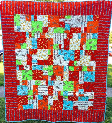 Eights Quilt Pattern by Threading Way Through We Re Halfway There