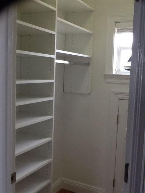 custom closet in master bedroom house