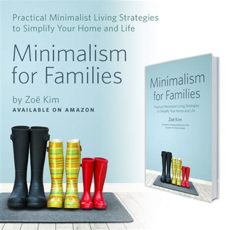 minimalism the practical minimalist strategies to simplify your home and books 13 practical ways to simplify your family s day