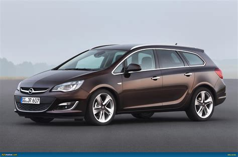 Ausmotive Com 187 Opel Australia Secures Astra For
