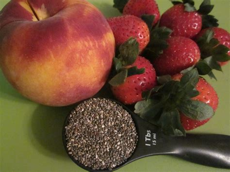 fruit and chia 10 benefits of chia seeds and chia fruit bowlsrobins key