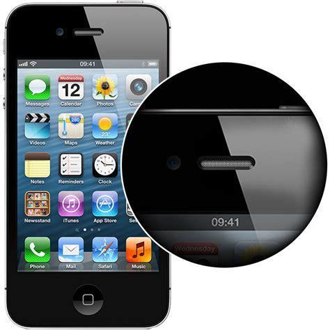 Speaker Iphone 4 Iphone 4 Ear Speaker Repair Low Call Volume Fix