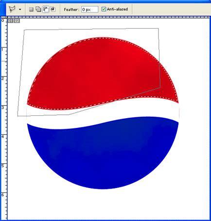 tutorial logo pepsi pepsi logo tutorial page three