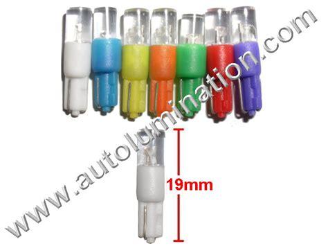 T5 Led Lu Panel Ac Speedometer Birupcs instrument panel led bulbs 33 74 2721 wedge