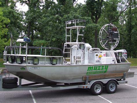 Bowfishing Boat Lights by Fishing Boats Bowfishing Boats