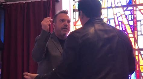 tom arnold threatens to fight superman dean cain for speaking at frc event the christian post