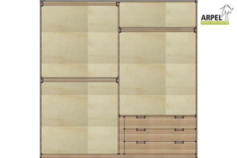 cassettiere per interno armadio cassettiera da interno per armadio 240 250 cm