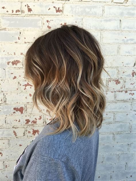 do it yourself dark highlights trendy hair highlights balayage brown hair brown