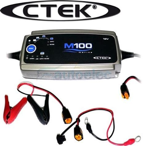 marine battery charger deep cycle ctek m100 7 marine battery charger deep cycle 12v 12