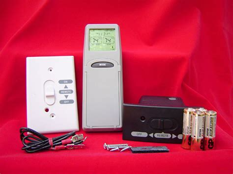 Remote Fireplace Starter by Interphase Industries