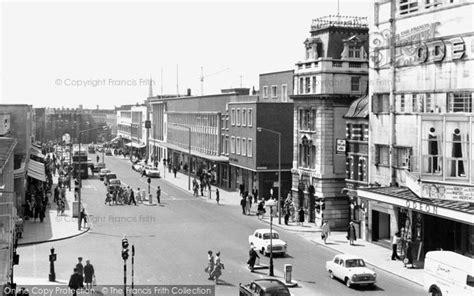 astimesgobye memories nostalgia and history photo of southton above bar c 1960 francis frith