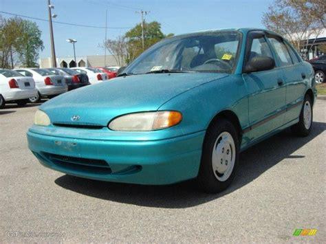 where to buy car manuals 1996 hyundai accent regenerative braking 1996 hyundai accent i sedan pictures information and specs auto database com