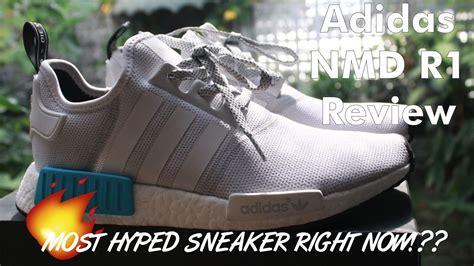 Sepatu Adidas Nmd R1 sepatu yang lagi hype nmd r1 indonesia review