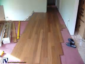 laminate flooring laying laminate flooring in hallway