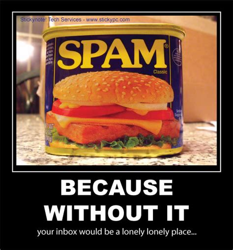 spam meme computer pictures images the back