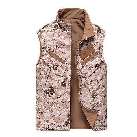 Jaket Vest Tactical Outdoor outdoor jacket outdoor clothing outdoor vest camouflage