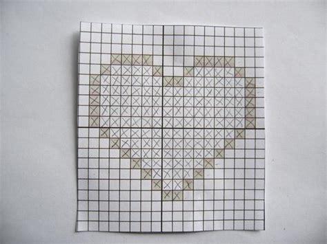 knitting pattern grid maker how to knit a little heart cushion 171 knitting crochet