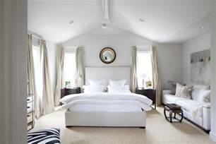 Bedroom With Vaulted Ceiling Vaulted Ceiling Bedroom Transitional Bedroom