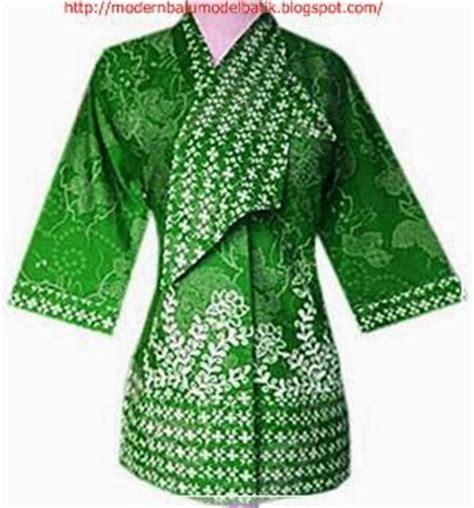 Baju Kantor Untuk Ibu gambar model baju batik wanita untuk kerja