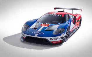 Gt Racing 2016 Ford Gt Race Car Wallpaper Hd Car Wallpapers