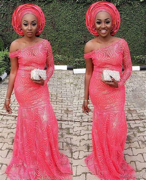 lace asoebi styles beautiful lace aso ebi styles fashion and lifestyle blog
