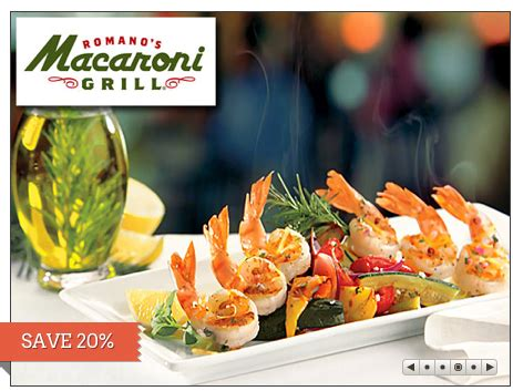Macaroni Grill Gift Cards - get a 50 macaroni grill gift card for only 40