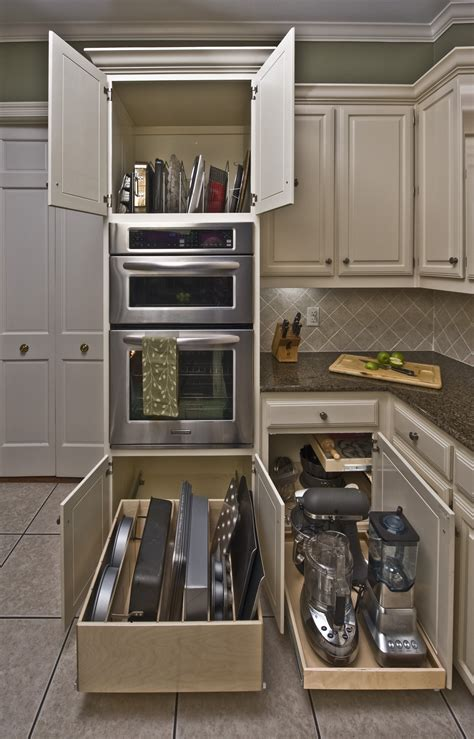 Roll Out Shelves Kitchen Cabinets The Best Kitchen Cabinet Storage Solutions For Your Camas Home Shelfgenie