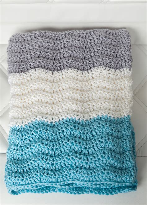 Free Crochet Patterns For Babies Blankets by 12 Free And Baby Blanket Crochet Patterns