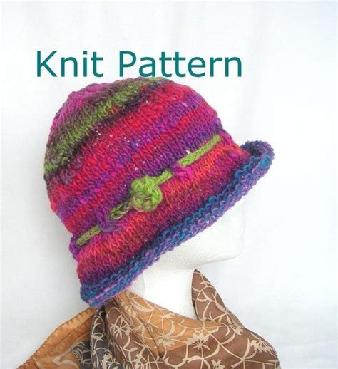 easy knit hat pattern circular needles 1189 best images about sapk 225 k kalapok on