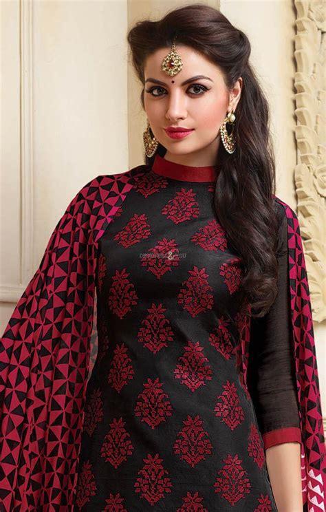 neck designs for punjabi suits for dress neck