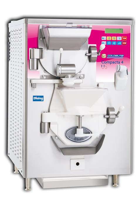 Freezer Gelato coldelite compacta 4 countertop batch freezer advanced gourmet